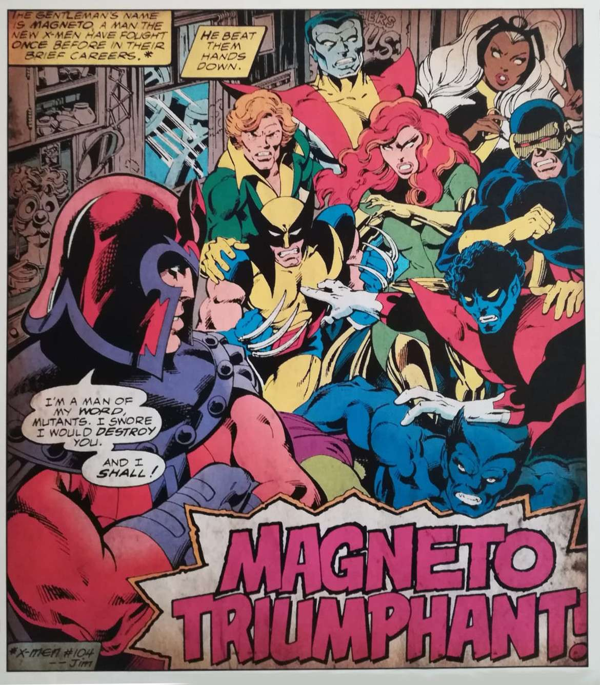 Il font dei fumetti dei supereroi: un po' di storia